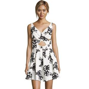 Romeo & Juliet Couture Floral Print Woven …